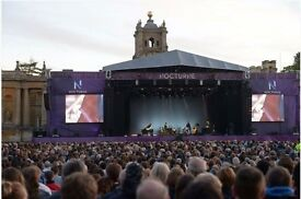 Nocturne Live - Gregory Porter, Jamie Cullum and Corinne Bailey Rae - Blenheim Palace, Woodstock