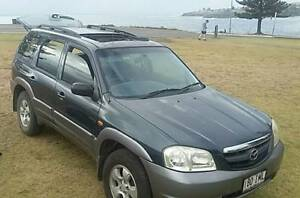 2005 Mazda Tribute Wagon Mornington Mornington Peninsula Preview