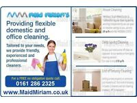 Manchester & Trafford Domestic Cleaning Highly Experienced Cleaner & Reliable with Excellent Rates