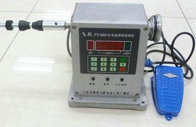 Coil Transformer Winder Winding Machine 0.03-0.35mm