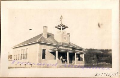 1917 Fillmore Minnesota One-Room Country School House District 84 / 64 Photo