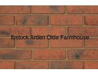 65m Ibstock Arden Weathered Red Facing Bricks @ £200 Per Pack. Multiple Packs