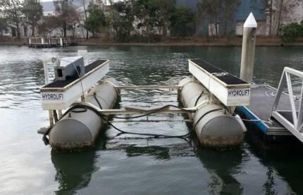 HydroLift H Series H30 Boat Lift - Dry Docking System