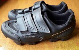 Decathlon Rockrider SPD shoes, size 36/UK3