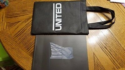Hillsong United VIP Package Empires Book & Tote