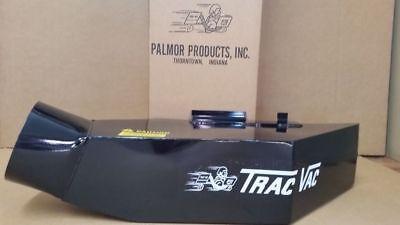 "598-8 Trac-Vac Metal Leaf Vac Vacuum Deck Chute Boot: John Deere 60"" 72"" 7 Iron"