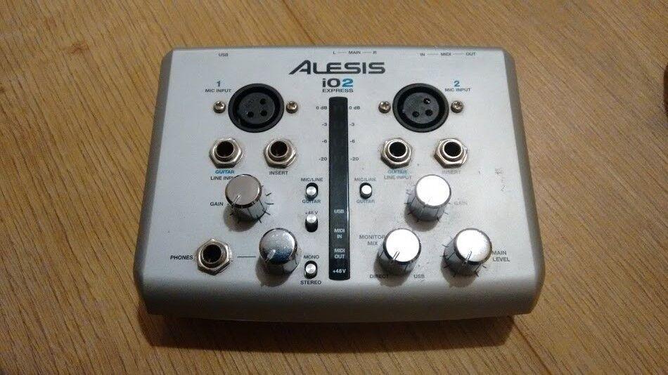 Alesis Io2 Driver