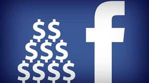 Get your Business on Facebook for $50! Grow your business ! Port Adelaide Port Adelaide Area Preview