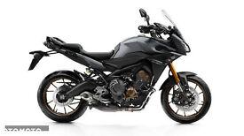 Yamaha mt 09 tracker 2015 breaking full bike all parts hear just ask