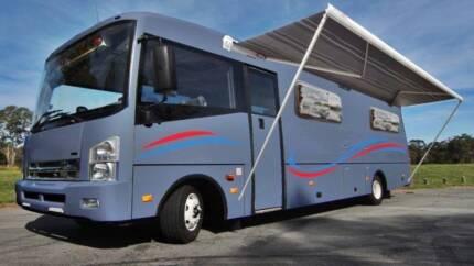 I-BUS 600 Series 4x4 Motorhome SHELL