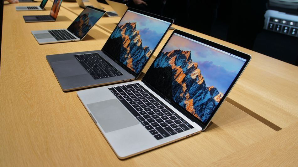 brand new apple macbook pro 2016 with touch bar 13 silver late 2016 mlh12b a in croydon. Black Bedroom Furniture Sets. Home Design Ideas