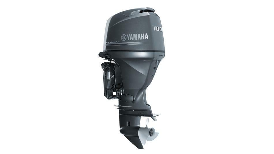 YAMAHA OUTBOARD F80 F100 F80A F100A F80B F100D WORKSHOP SERVICE REPAIR MANUAL