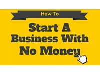 Start you business with our financial support