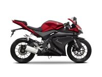 New shape Yamaha YZF R125cc in very good condition, best 4t 125cc by far.