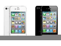 Apple iPhone 4s - 16 GB -(Unlocked) Smartphone
