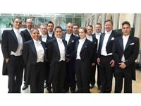 Waiter / Waitress Butlers Bartenders for Events & Private Parties in London - From 9p/h