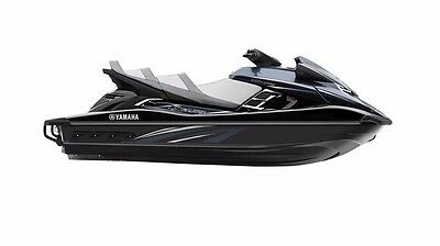 YAMAHA GRAPHIC KIT DECALS OEM FX HO 2016 CRUISER WAVERUNNER FXHO  for sale  Shipping to Canada