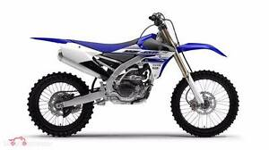 2016 Yamaha YZ450F YZ450F Motocross Manual 5sp 450cc Brunswick Moreland Area Preview