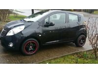 Chevrolet Spark 1.0l 2012 Very Low Mileage £30 road tax