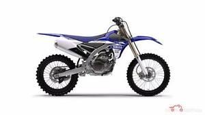 2017 Yamaha YZ450F YZ450F MY17 Motocross Manual 5sp 450cc Brunswick Moreland Area Preview