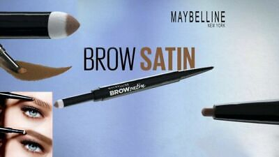Maybelline New York Brow Satin Eyebrow Duo Pancil *CHOOSE SHADES*