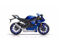 Yamaha R6 - 2017 NEW