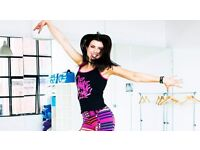 Zumba® classes with instructor Agne in Glasgow