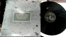 Cocteau Twins ‎– Aikea-Guinea, VG, 12 inch single, released ‎in 1985, 80s Alternative Ethereal Vinyl