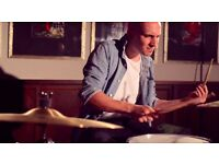 Mobile Drum lessons £25 - 30 mins, £35 - 1hr