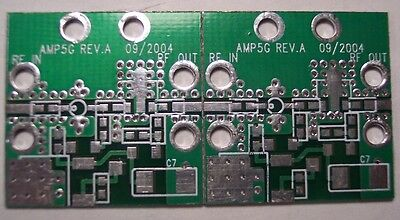 Develop Pcb For Rf Mmic Amplifier 2-stage Sot-86sot-89 Package 2pcs