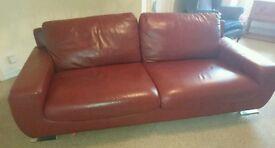 Violino Leather Sofa