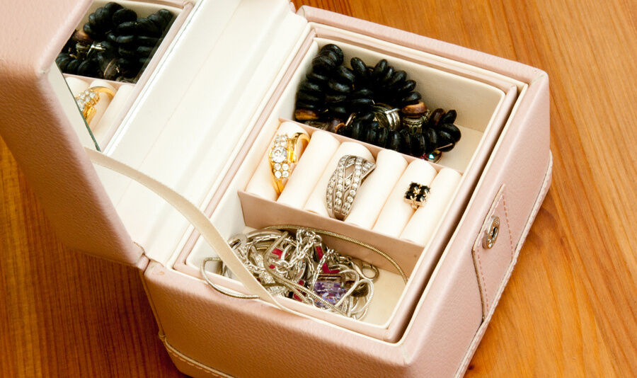 Your Guide to Buying a Vintage Leather Jewellery Box