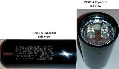 Genie 19988a Motor Starting Capacitor