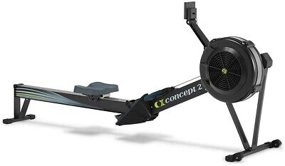NEW Concept2 Model D Indoor Rowing Machine Black PM5-Factory Sealed Box