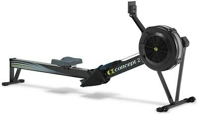 NEW IN BOX Concept2 Model D with PM5 Indoor Rower Rowing Machine Black