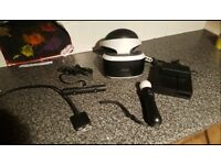 vr headset ps4