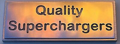 QualitySuperchargers