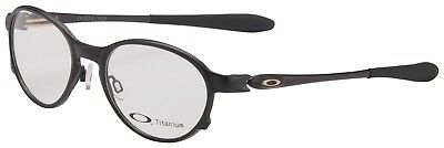 Oakley RX Eyeglasses OX5067-0251 Overlord Satin Black Titanium Frame[51-19-143]