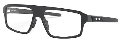 Oakley Rx Eyeglasses Frames OX8157-0156 56-15-138 Cogswell Satin Black