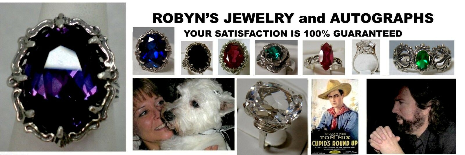 ROBYN S JEWELRY and AUTOGRAPHS