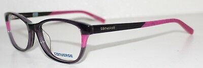 CONVERSE Q028 BLACK New Cats Eye Optical Eyeglass Frame For Women