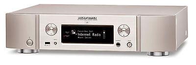 Marantz NA 8005 Netzwerk-Audioplayer in silbergold Spotify WMA MP3 FLAC WAV ALAC Netzwerk-audio