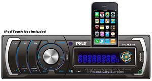 PYLE AUDIO IN-DASH DIGITAL MEDIA RECEIVERS - Brand New!