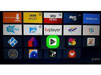 2ND GENERATION FIRE TV STICK WITH ALEXA - KRYPTON 17.1- mobdro- ptv -
