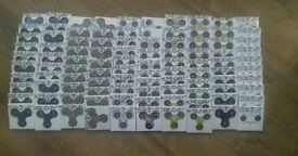 100 FIDGET SPINNERS VARIOUS COLOURS & DESIGNS