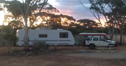 Caravan evernew McMahons Creek Yarra Ranges Preview