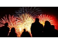 Kirkley Hall Bonfire Night