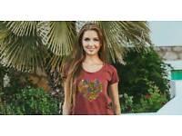 "Women's ""Cactus Love"" T-Shirt"