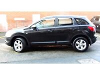 Nissan qushqai 1.5 dci acenta 2008 f/s/h no faults 1 lady owner