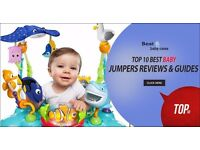 Top 10 Best Baby Jumpers Review & Guide in 2017